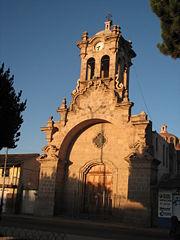 Templo La Merced-Juliaca-Peru