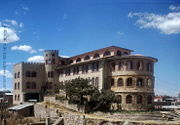 Convento Franciscano-Juliaca-Perù